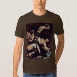 Crucifixion Of St. Peter By Michelangelo Merisi Da Shirt
