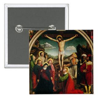 Crucifixion Pinback Button