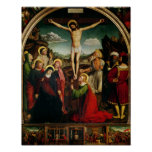 Crucifixión Posters