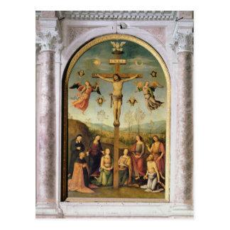 Crucifixión Tarjetas Postales