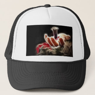 Crucifixion Trucker Hat