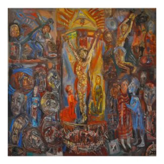 Crucifixion VI
