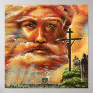 Crucifixión, Viernes Santo Póster