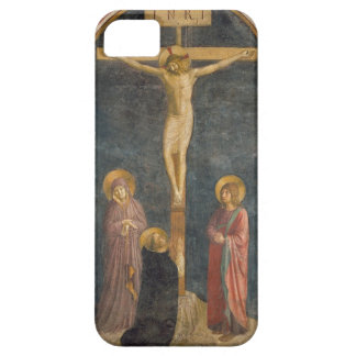 Crucifixion with the Virgin, SS. John the Evangeli iPhone SE/5/5s Case
