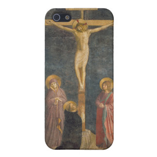 Crucifixion with the Virgin, SS. John the Evangeli iPhone SE/5/5s Cover