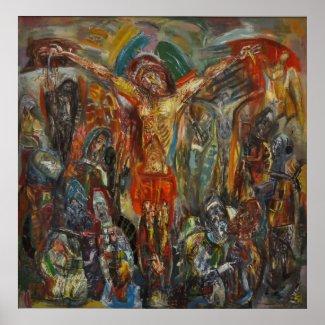 Crucifixion XIII