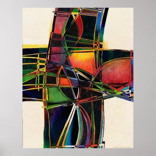 """Cruciform 16"" Print"