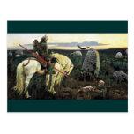 Crucigramas de Viking Postales