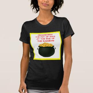 crucigramas camisetas