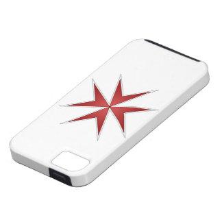 Crucis Ordinis S. Joannis de Jerusalem theca iPhone SE/5/5s Case
