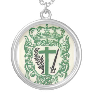Crucis Supremae Sanctae Inquisitionis Encolpium Custom Jewelry