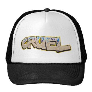 cruel trucker hat