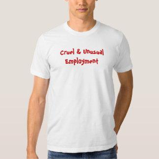Cruel & Unusual T-Shirt