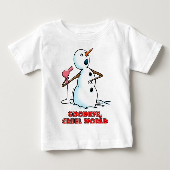 cruel world baby T-Shirt