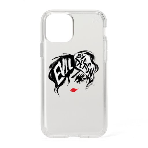 Cruella | Evil By Design Brush Stroke Painting Speck iPhone 11 Pro Case