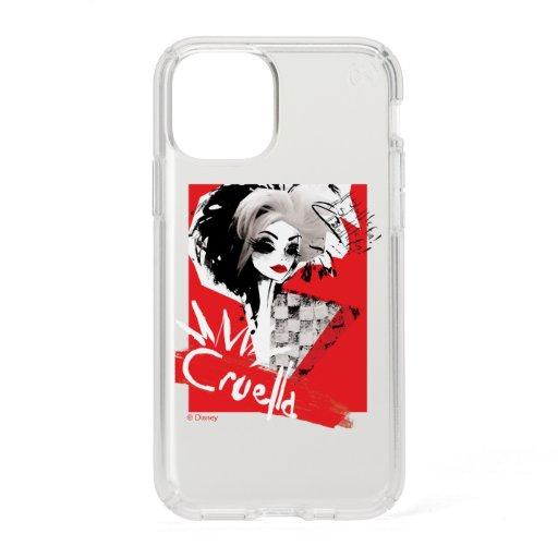Cruella | Fashion Model Cruella Collage Speck iPhone 11 Pro Case