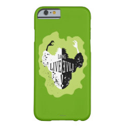 Case-Mate Barely There iPhone 6 Case with Cruella: Long Live Evil design