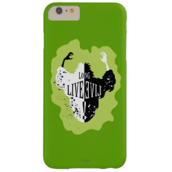 Case-Mate Barely There iPhone 6 Plus Case with Cruella: Long Live Evil design