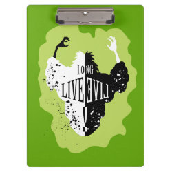 Clipboard with Cruella: Long Live Evil design