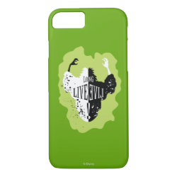 Case-Mate Barely There iPhone 7 Case with Cruella: Long Live Evil design