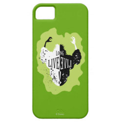 Case-Mate Vibe iPhone 5 Case with Cruella: Long Live Evil design