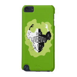 Case-Mate Barely There 5th Generation iPod Touch Case with Cruella: Long Live Evil design