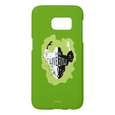 Disney Themed Cruella - Long Live Evil Samsung Galaxy S7 Case