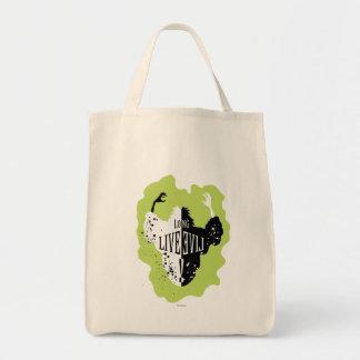 Cruella - vive de largo el mal bolsa tela para la compra