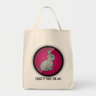Cruelty-free Bunny Tote Bag