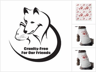 """Cruelty Free For Our Friends"""