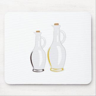 Cruet Bottles Mouse Pad
