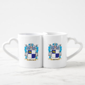 Crufts Coat of Arms - Family Crest Lovers Mug