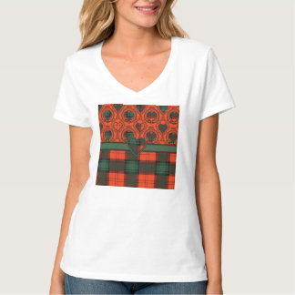 Cruickshank clan Plaid Scottish kilt tartan T-Shirt
