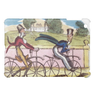 Cruikshank Vintage Old Fashion Bicycle Cyclists Case For The iPad Mini