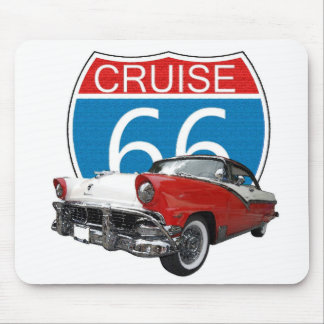 Cruise '56 Ford Mouse Pad