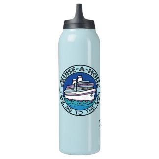 Cruise-A-Holic custom name Insulated Water Bottle