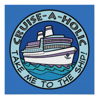 Cruise-A-Holic poster