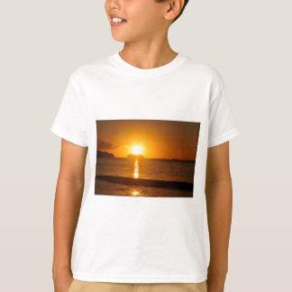 Cruise at sunset T-Shirt
