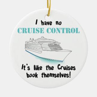 Cruise Control Christmas Ornament