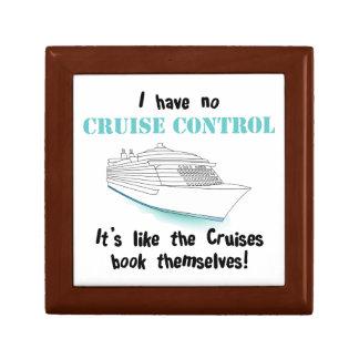 Cruise Control Jewelry Box