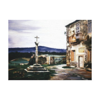 Cruise/Cruceiro/Crossroad Canvas Print
