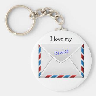 Cruise Envelope Keychain