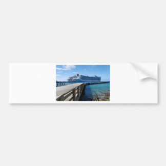 Cruise.JPG Bumper Sticker