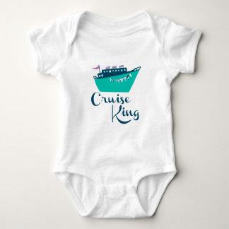 Cruise King Baby Bodysuit