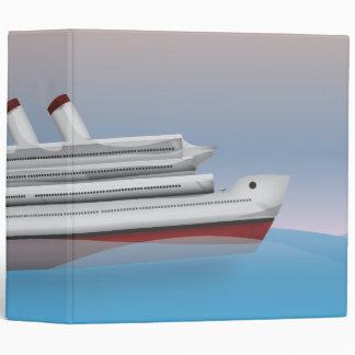 Cruise Liner Binder