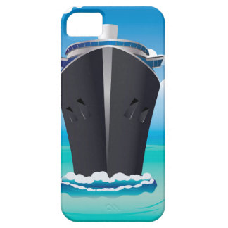 Cruise Liner in the Sea2 iPhone SE/5/5s Case