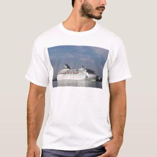 Cruise Liner Island Star T-Shirt