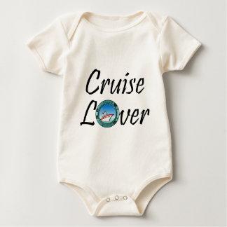 Cruise Lover Baby Bodysuit