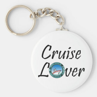 Cruise Lover Key Chain