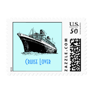 CRUISE LOVER stamps